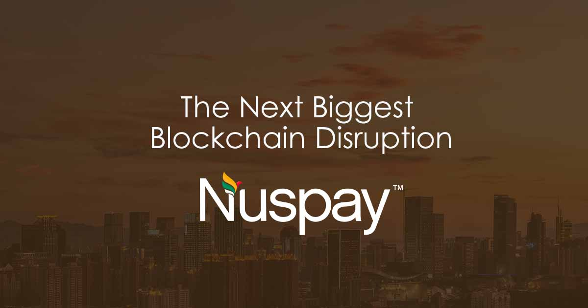 Nuspay Deeptech technology for Advanced Digital Payment Solution