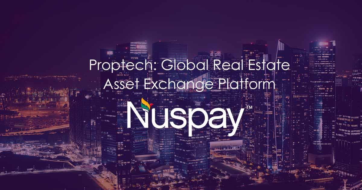 Nuspay Global Asset Exchange Platform